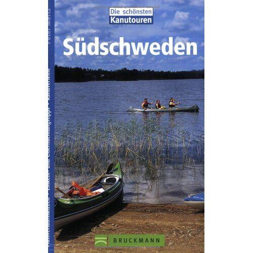 Peter Mertz - Die schönsten Kanutouren: Südschweden - Preis vom 07.03.2021 06:00:26 h