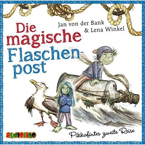 Jan von der Bank - Die magische Flaschenpost: Pikkofintes zweite Reise - Preis vom 09.05.2021 04:52:39 h