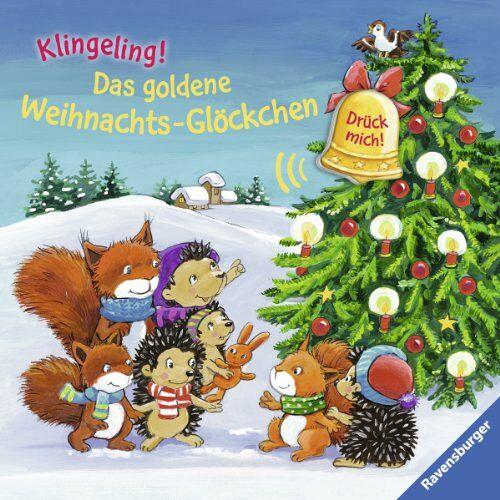 Hannelore Dierks - Das goldene Weihnachts-Glöckchen: Kling, Glöckchen kling! - Preis vom 13.05.2021 04:51:36 h