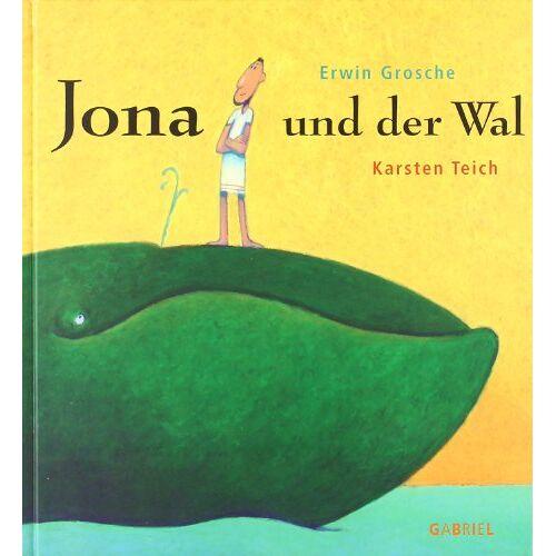 Erwin Grosche - Jona und der Wal - Preis vom 28.02.2021 06:03:40 h