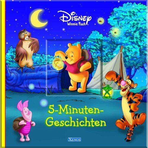 Disney Winnie Puuh. 5-Minuten-Geschichten. Disney - Preis vom 15.04.2021 04:51:42 h