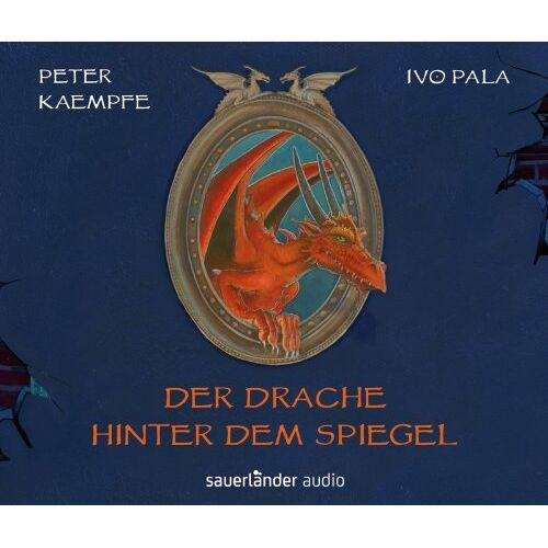 Ivo Pala - Der Drache hinter dem Spiegel - Preis vom 06.09.2020 04:54:28 h