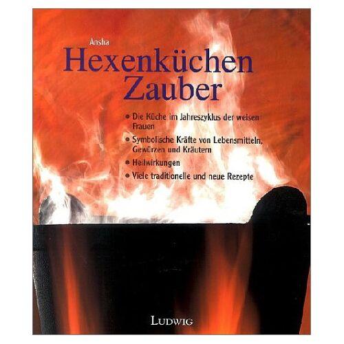 Ansha - Hexenküchenzauber - Preis vom 21.10.2020 04:49:09 h