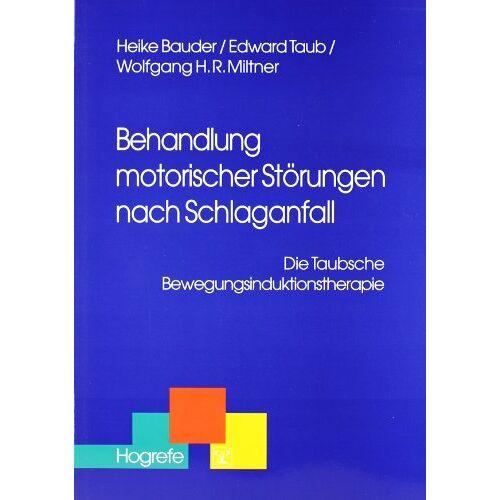 Heike Bauder - Behandlung motorischer Störungen nach Schlaganfall - Preis vom 15.05.2021 04:43:31 h