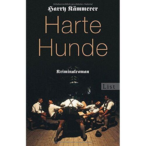 Harry Kämmerer - Harte Hunde - Preis vom 20.10.2020 04:55:35 h