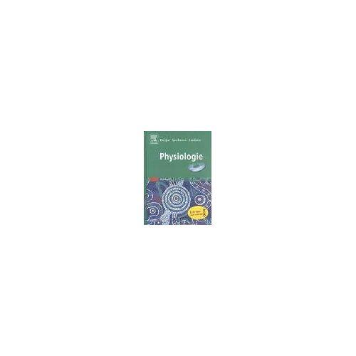 P. Deetjen - Physiologie - Preis vom 05.09.2020 04:49:05 h