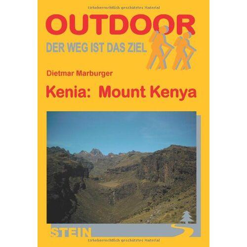 Dietmar Marburger - Kenia: Mount Kenya - Preis vom 15.01.2021 06:07:28 h
