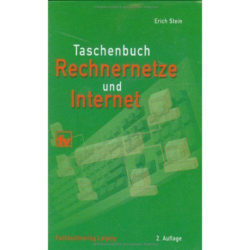 Erich Stein - Taschenbuch Rechnernetze und Internet - Preis vom 19.04.2021 04:48:35 h
