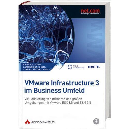 Sturm VMware Infrastructure 3 im Business Umfeld - Virtualisierung von mittleren und großen Umgebungen mit VMware ESX 3.5 und ESX 3i: Virtualisierung von ... mit VMware ESX 3.5 und ESXi 3.5 (net.com) - Preis vom 20.10.2020 04:55:35 h