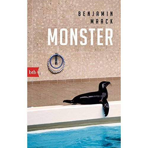 Benjamin Maack - Monster - Preis vom 07.03.2021 06:00:26 h