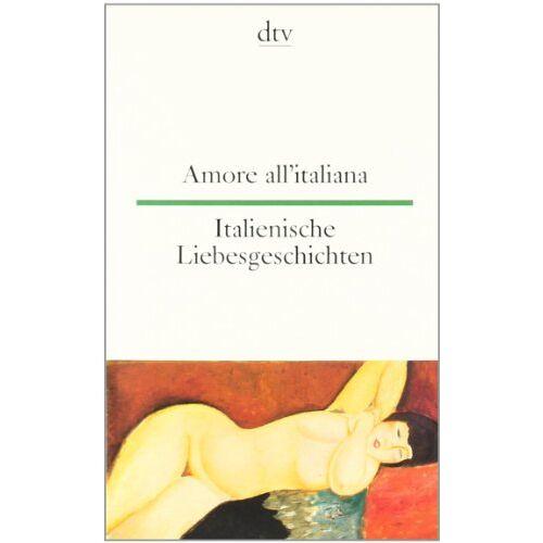 - Amore all'italiana Italienische Liebesgeschichten - Preis vom 05.05.2021 04:54:13 h
