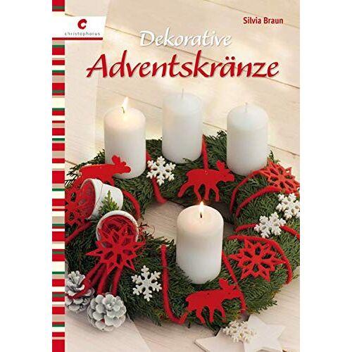 Braun Dekorative Adventskränze - Preis vom 20.10.2020 04:55:35 h