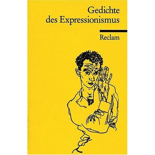 Dietrich Bode - Gedichte des Expressionismus - Preis vom 11.05.2021 04:49:30 h