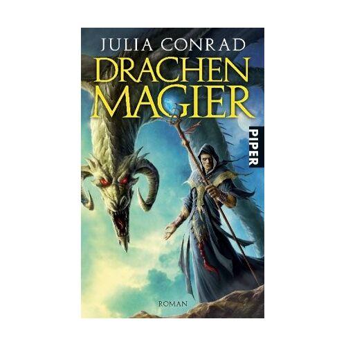 Julia Conrad - Drachenmagier: Roman (Drachen (Conrad)) - Preis vom 05.09.2020 04:49:05 h