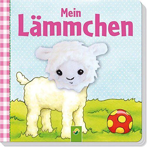 Sabine Nielsen - Fingerpuppenbuch Mein Lämmchen - Preis vom 20.10.2020 04:55:35 h