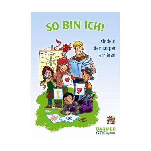 Kerstin Gemballa - So bin ich!: Kindern den Körper erklären - Preis vom 15.04.2021 04:51:42 h