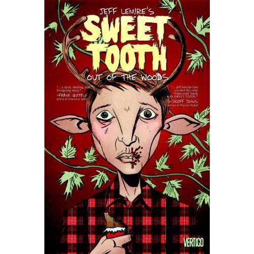 Jeff Lemire - Sweet Tooth Vol. 1: Out of the Woods - Preis vom 28.02.2021 06:03:40 h