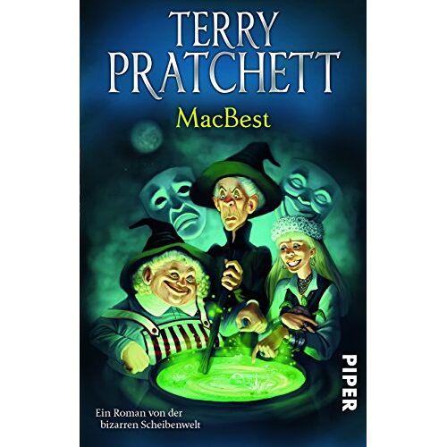 Terry Pratchett - MacBest: Ein Roman von der bizarren Scheibenwelt (Terry Pratchetts Scheibenwelt) - Preis vom 21.04.2021 04:48:01 h