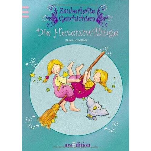 Ursel Scheffler - Die Hexenzwillinge - Preis vom 26.01.2021 06:11:22 h