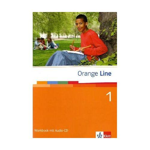 Frank Haß - Orange Line 1. Workbook mit CD - Preis vom 04.10.2020 04:46:22 h