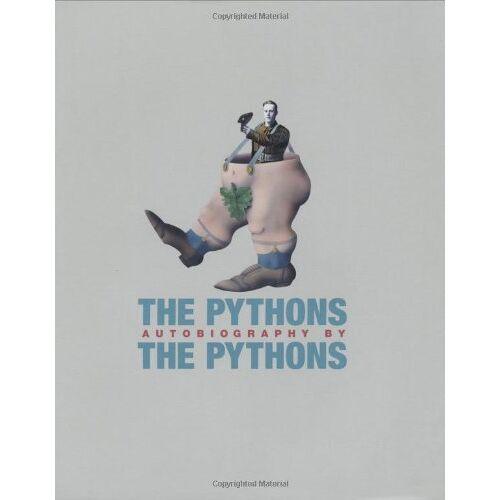 Michael Palin - The Pythons Autobiography by the Pythons (Monty Python) - Preis vom 11.04.2021 04:47:53 h