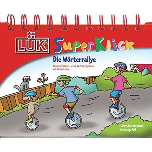 - LÜK-SuperKlick: Die Wörterrallye: Übungen für Schulanfänger - Preis vom 10.05.2021 04:48:42 h