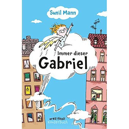 Sunil Mann - Immer dieser Gabriel - Preis vom 14.04.2021 04:53:30 h