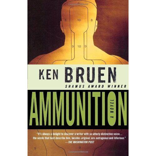 Ken Bruen - Ammunition (Inspector Brant) - Preis vom 10.04.2021 04:53:14 h