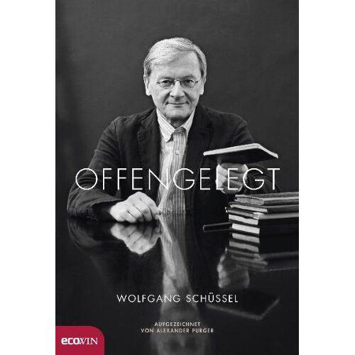 Wolfgang Schüssel - Offengelegt - Preis vom 20.10.2020 04:55:35 h