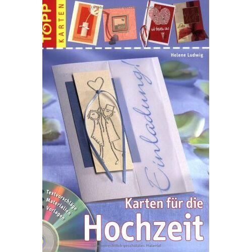 Helene Ludwig - Karten für die Hochzeit: Einladungs-, Menü- & Tischkarten - Preis vom 21.10.2020 04:49:09 h