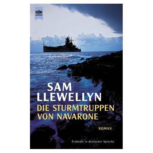 Sam Llewellyn - Die Sturmtruppen von Navarone - Preis vom 08.04.2021 04:50:19 h