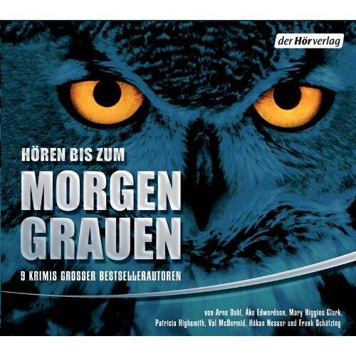 Frank Schätzing - Hören bis zum Morgengrauen: 9 Krimis großer Bestsellerautoren: 8 Krimis großer Bestsellerautoren - Preis vom 02.12.2020 06:00:01 h