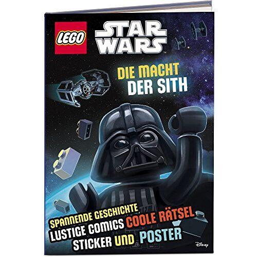 - LEGO® Star Wars(TM) Die Macht der Sith: mit Sticker und Poster - Preis vom 18.04.2021 04:52:10 h