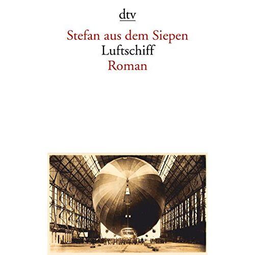 Siepen, Stefan aus dem - Luftschiff - Preis vom 15.05.2021 04:43:31 h