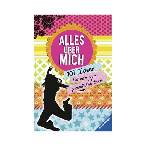 Braun Alles über mich: 101 Ideen für mein ganz persönliches Buch - Preis vom 03.05.2021 04:57:00 h