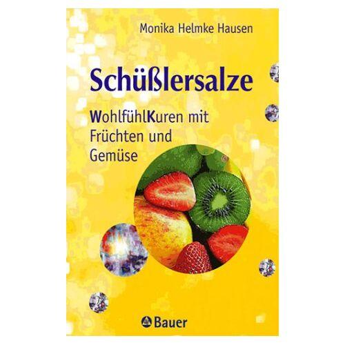 Hausen, Monika Helmke - Schüßlersalze - Preis vom 06.05.2021 04:54:26 h