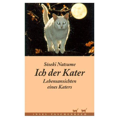 Natsume Soseki - Ich der Kater - Preis vom 27.02.2021 06:04:24 h