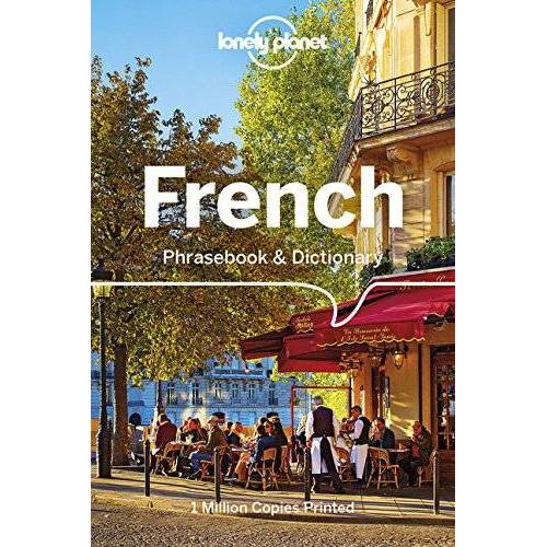 Lonely Planet - French Phrasebook & Dictionary (Lonely Planet Phrasebooks) - Preis vom 22.01.2020 06:01:29 h