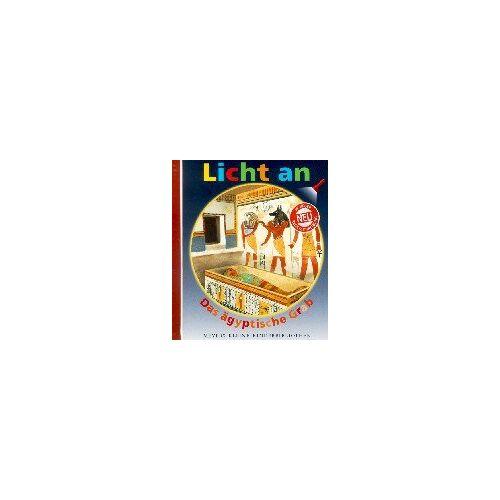 Claude Delafosse - Licht an . . ., Bd.9, Das ägyptische Grab: Das Agyptische Grab - Preis vom 20.10.2020 04:55:35 h