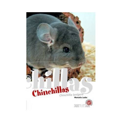 Manuela Laabs - Chinchillas: Chinchilla lanigera - Preis vom 06.09.2020 04:54:28 h