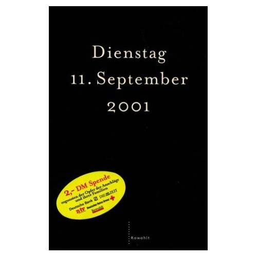 Toni Dienstag, 11. September 2001 - Preis vom 05.05.2021 04:54:13 h