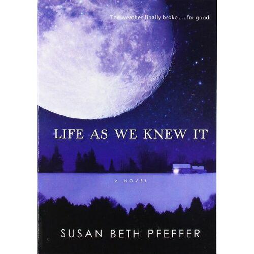 Pfeffer, Susan Beth - Life As We Knew It: Life As We Knew It Series, Book 1 - Preis vom 09.05.2021 04:52:39 h