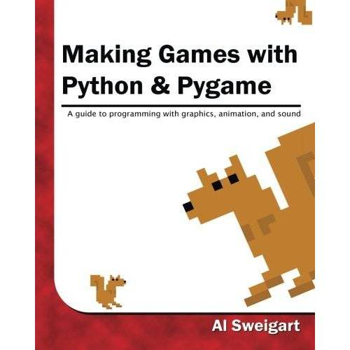 Al Sweigart - Making Games with Python & Pygame - Preis vom 23.01.2021 06:00:26 h