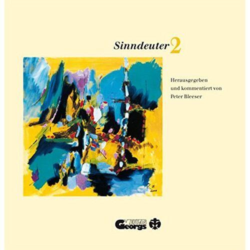 Peter Bleeser - Sinndeuter 2 - Preis vom 14.01.2021 05:56:14 h