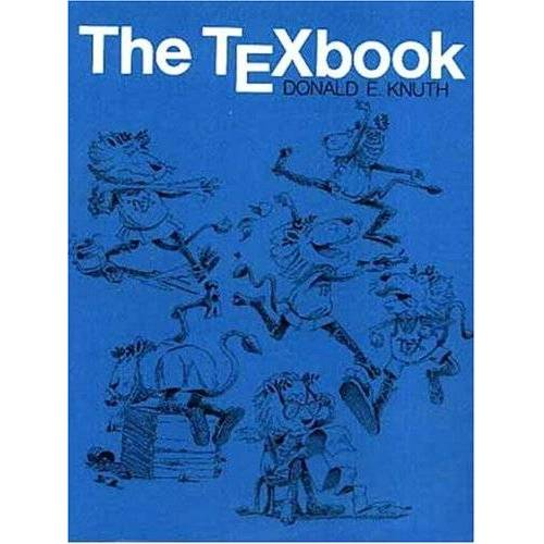 Knuth, Donald Ervin - The TeXbook - Preis vom 15.04.2021 04:51:42 h
