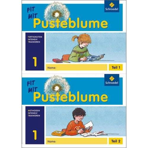 Dieter Kraft - Pusteblume. Die Methodenhefte: FIT MIT Pusteblume 1 - Preis vom 05.05.2021 04:54:13 h