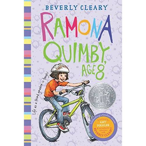 Beverly Cleary - Ramona Quimby, Age 8 - Preis vom 13.01.2021 05:57:33 h