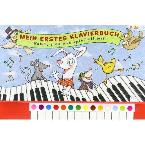 - Komm, sing und spiel mit mir: Mein erstes Klavierbuch - Preis vom 10.05.2021 04:48:42 h