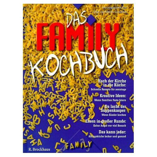 Anja Gundlach - Family Kochbuch - Preis vom 21.10.2020 04:49:09 h