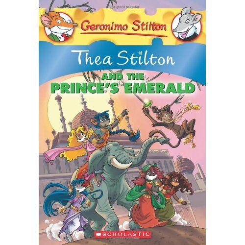 Thea Stilton - Thea Stilton and the Prince's Emerald (Geronimo Stilton: Thea Stilton) - Preis vom 12.04.2021 04:50:28 h